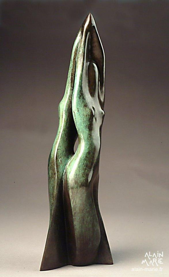 Twin-Dance bronze