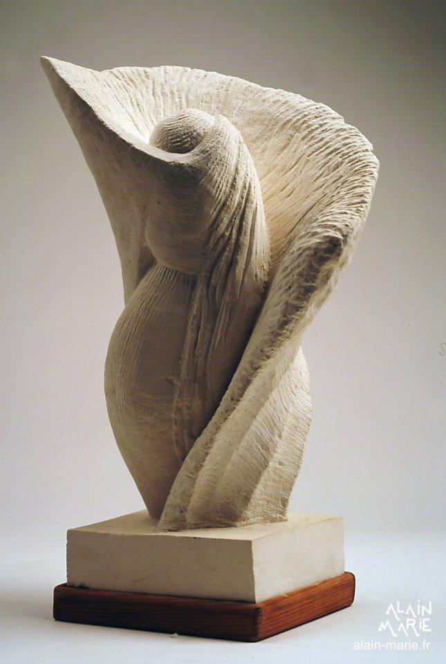 Nymphée, calcaire