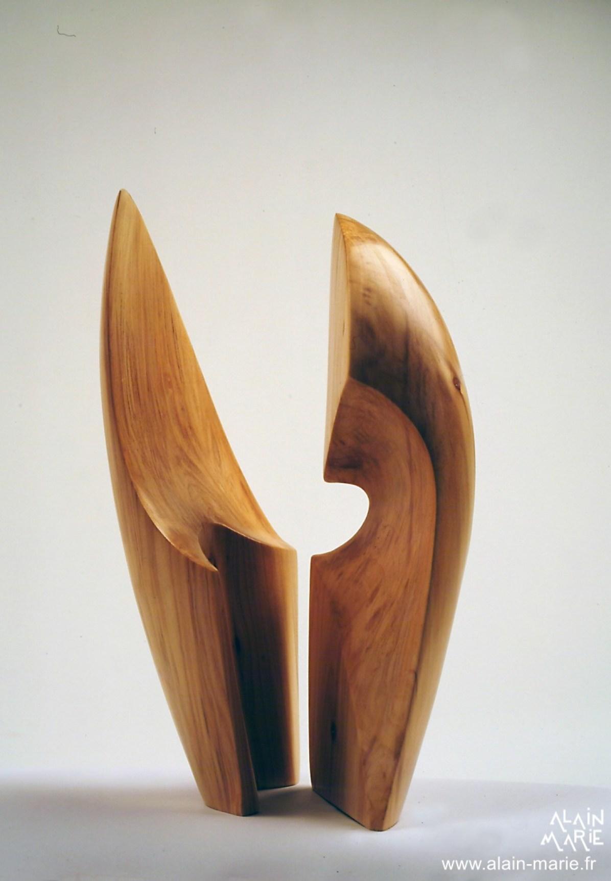 Peau d'âme, peulpier d'Italie, h.30 cm