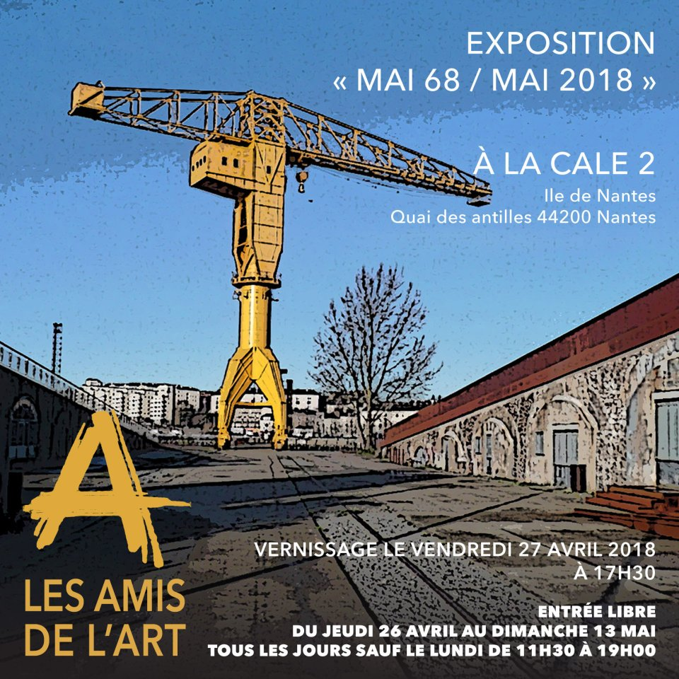 AAA invitation 2018 LA CALE