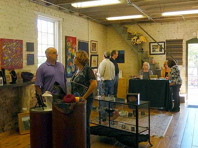 Glencoe Studios Alamance Studio Tour