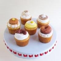 DIY: Breakfast Cupcakes