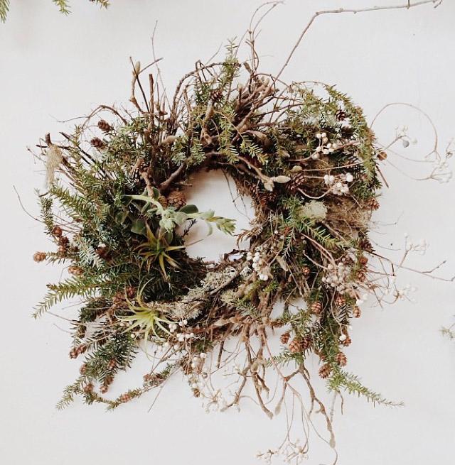 Moon Canyon Wreath