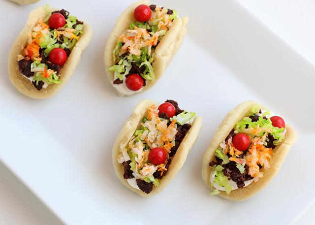 Taco Cookies 4