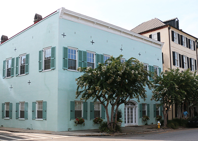 Minty Building