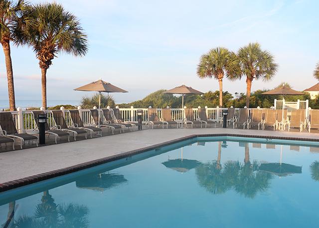 Resort Morning
