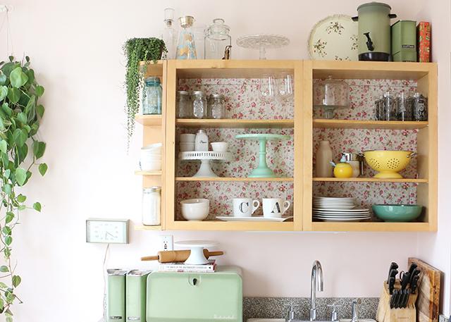 Pink Kitchen 5