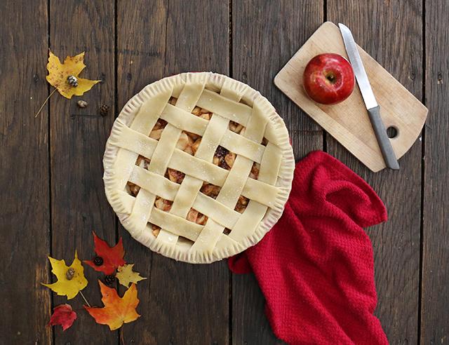 Apple Pie Prep