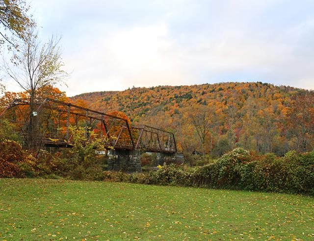 Catskills Fall