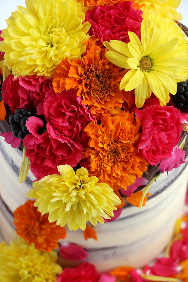 Flower Cake 17