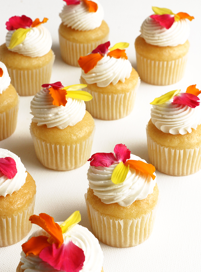 Flower Cupcake 1