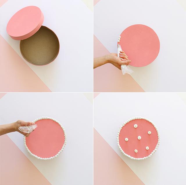 Cake Box DIY
