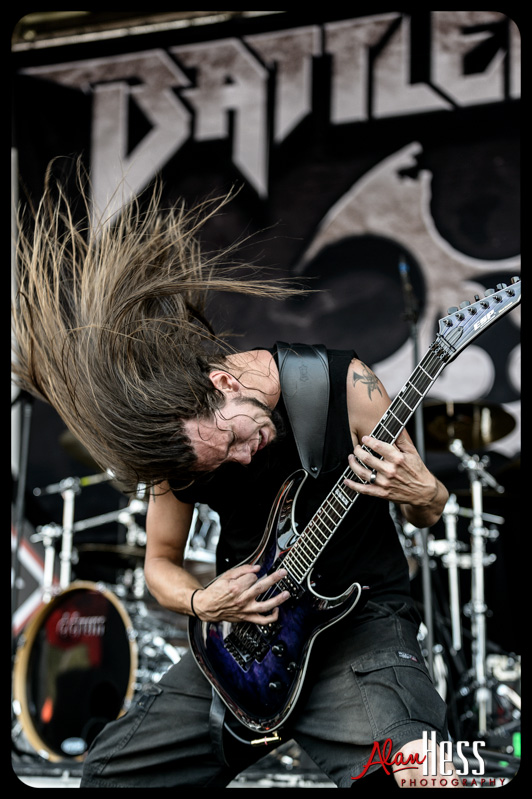 Rockstar Energy Drink Mayhem Festival 2013/ Battlecross
