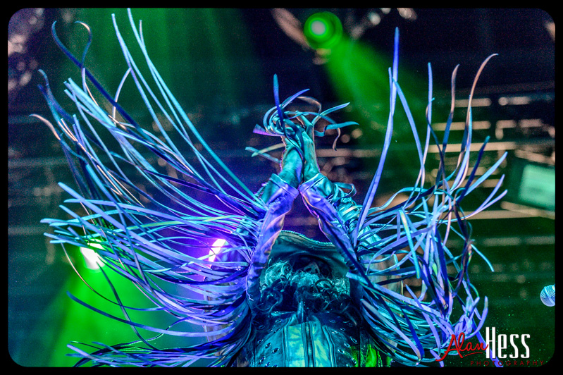 Rockstar Energy Drink Mayhem Festival 2013/ Rob Zombie