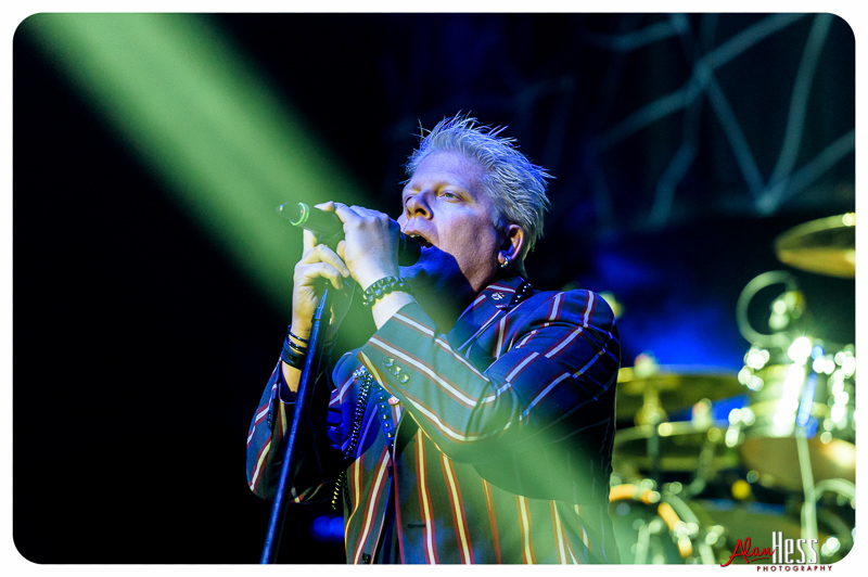 The Offspring perform at the 91X-Fest on June 5, 2016 at Sleep Train Amphitheatre in Chula Vista, CA