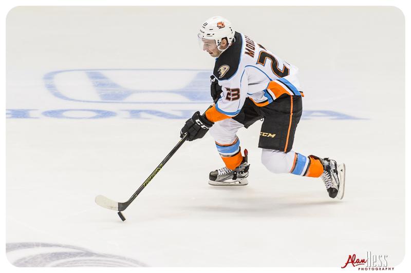 San Diego Gulls Hockey Opener 2016