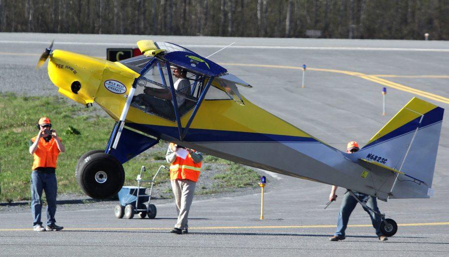Takeoff Yee Haw III Super STOL