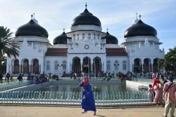 مسجد في أندونيسيا