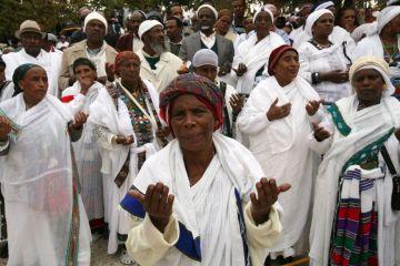 نساء اثيوبيات