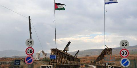 إسرائيل والأردن
