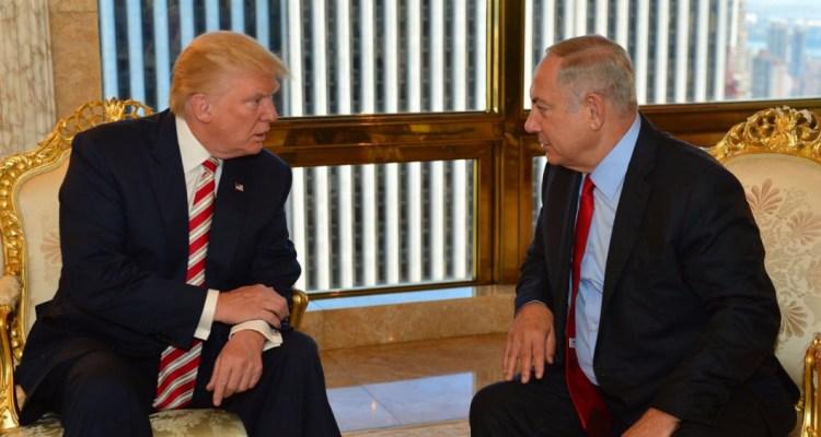 إسرائيل وترامب