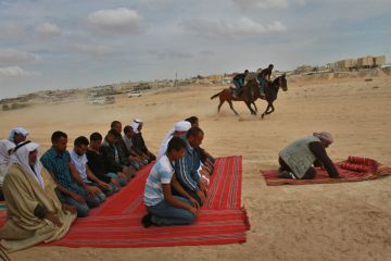 البدو في إسرائيل