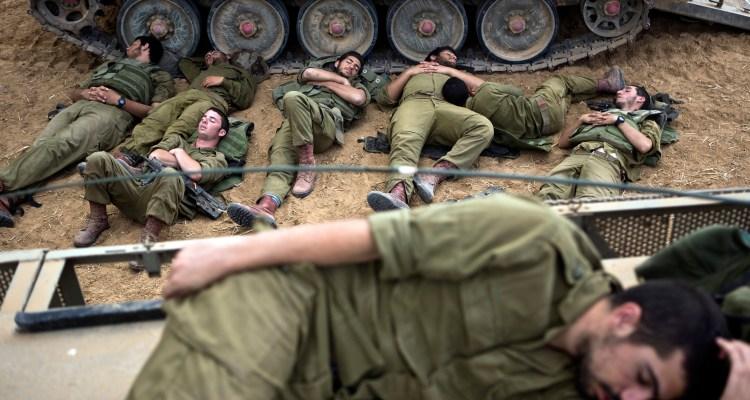 الفرار من الوحدات القتالية بالجيش الإسرائيلي