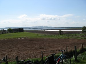 Stunning View to the South Overlooking Loch Leven