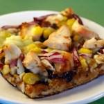 BBQ Pizza!