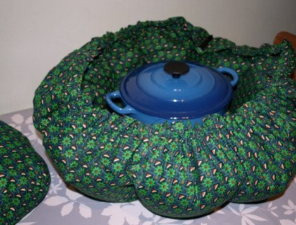 Wonderbag with pot