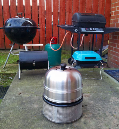 One Grill to Rule Them All & to the Dump Consign Them!