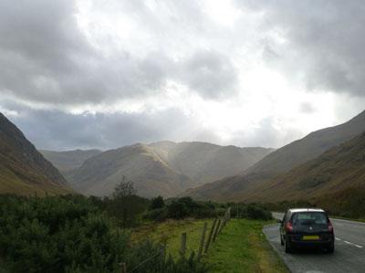 Muirs go to Skye