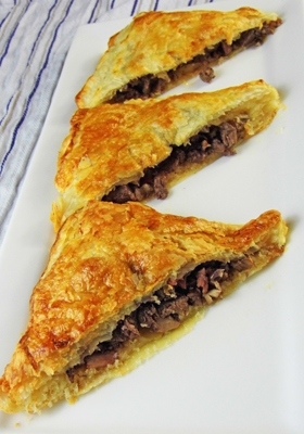 6.5 Pheasant, Bacon & Port Bridies - 400