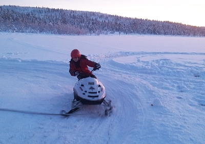 Lapland Blog B 15a 400