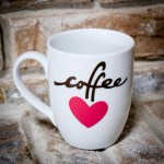 Coffee Love Mug DIY