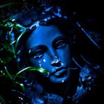 The Blue Lady: Free Photograph Printable