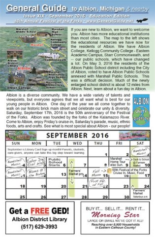 General Guide to Albion September 2016