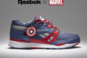 Captain America Marvel Reebok Sneakers