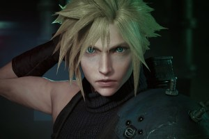 FFVII Remake trailer