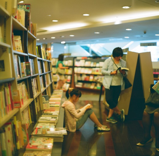 Lost in the story - Fuji Pro 160NS