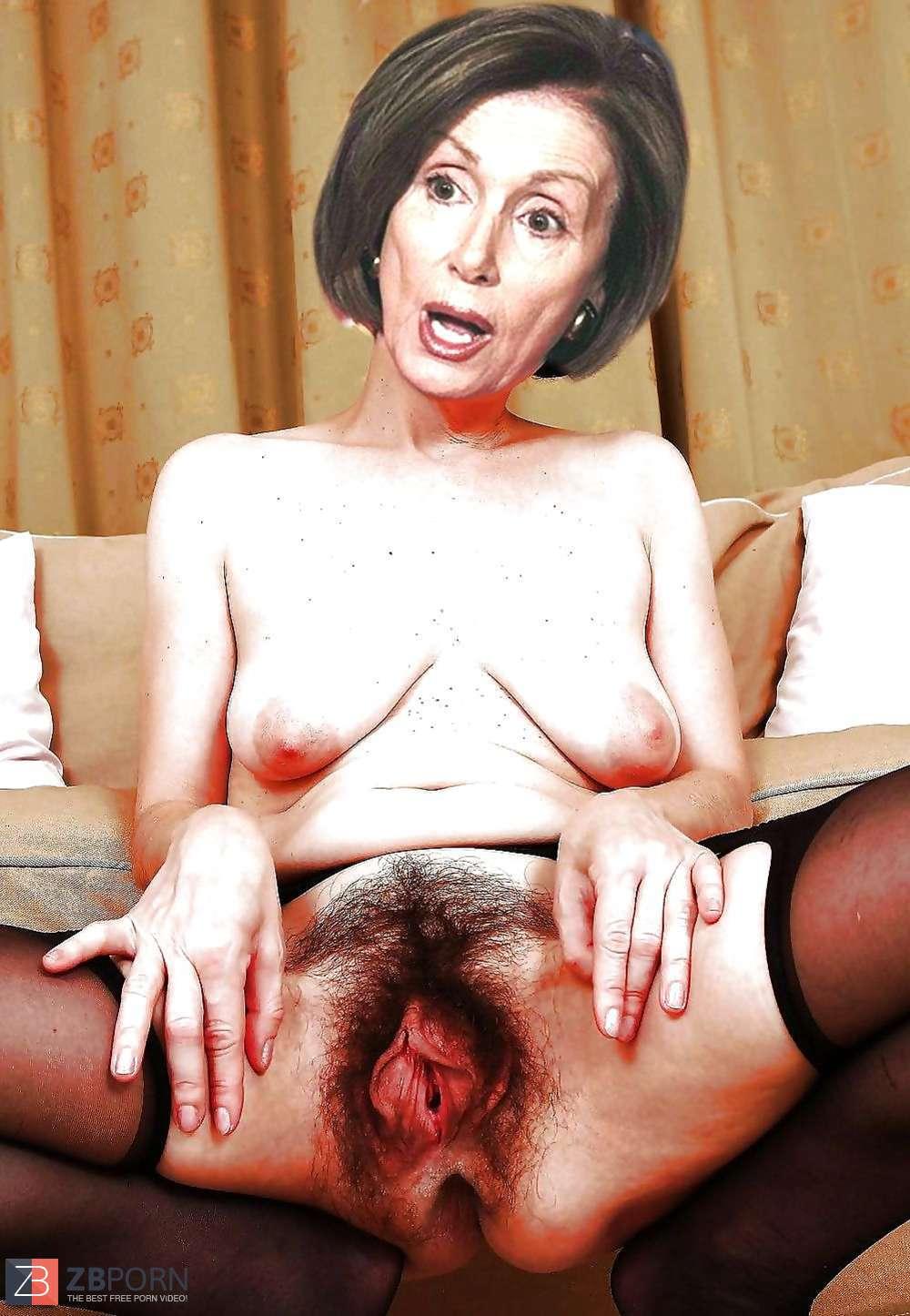 Nancy pelosi nude porn