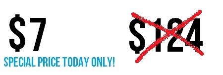 100 days 7 dollars