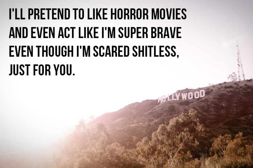 different valentine's day card horror movies