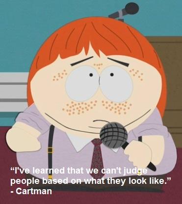 cartman ginger