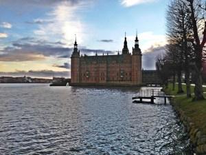 Frederiksborg Slott Ude