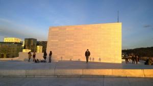 Oslo Opera top
