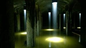 Cisternerne fuld installation