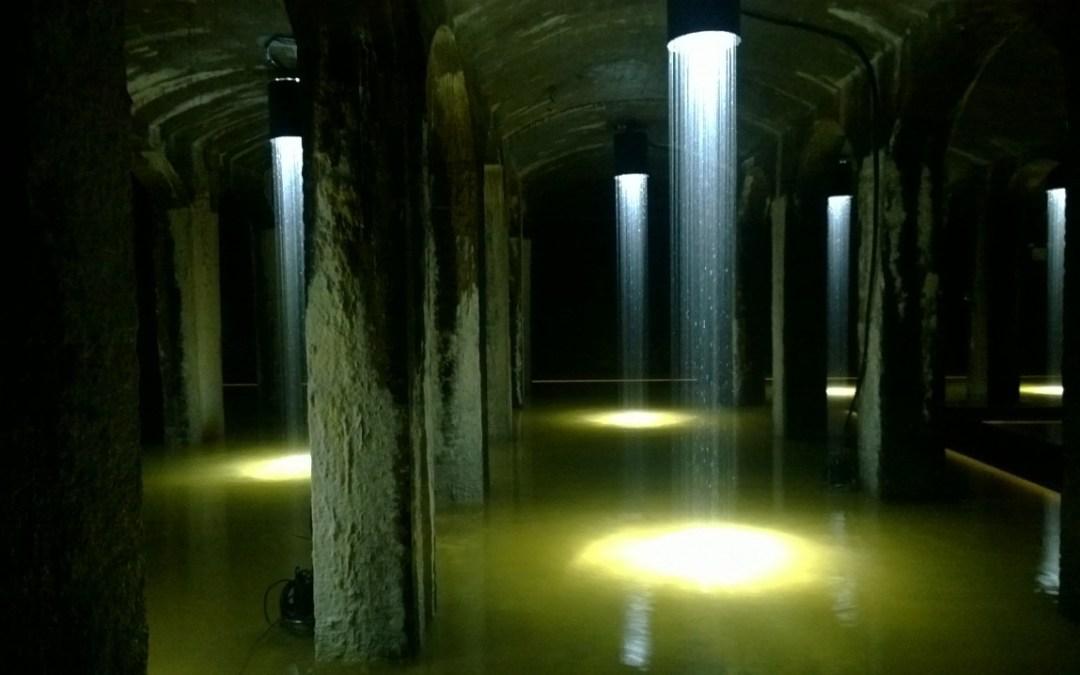 Cisternerne på Frederiksberg er vilde!