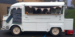 Dalston food market foodtruck