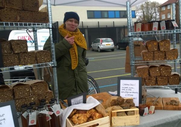 dalston food market rugbrod